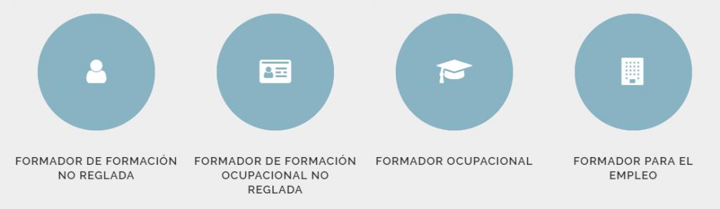 curso de docencia de Formación profesional